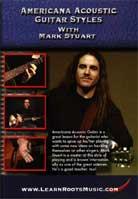 Mark Stuart – Americana Acoustic Guitar Styles