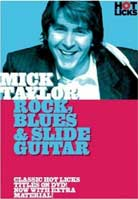 Mick Taylor – Rock, Blues & Slide Guitar