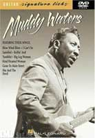 Muddy Waters – Guitar Signature Licks