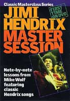 Mike Wolf – Jimi Hendrix: Master Session