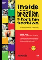 Nelson Faria & Cliff Korman – Inside The Brazilian Rhythm Section