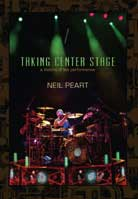 Neil Peart – Taking Center Stage