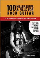 Phil Capone – 100 Killer Riffs and Fills for Rock Guitar