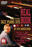 Per Danielsson – Jazz Piano DVD Real Book
