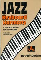 Phil DeGreg – Jazz Keyboard Harmony