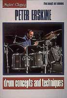 Peter Erskine – Drum Concepts and Techniques