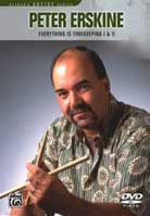 Peter Erskine – Everything is Timekeeping I & II