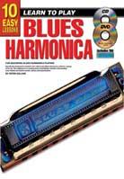Peter Gelling – Teach Yourself Blues Harmonica
