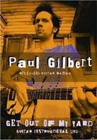 Paul Gilbert – Get Out Of My Yard
