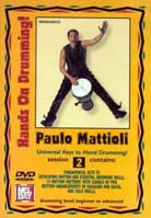 Paulo Mattioli – Hands on Drumming Volume 2
