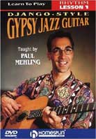 Paul Mehling – Learn To Play Django-Style Gypsy Jazz Guitar Vol. 1: Rhythm