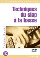 Pascal Mulot – Slap Bass Techniques