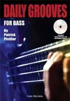 Patrick Pfeiffer – Daily Grooves for Bass