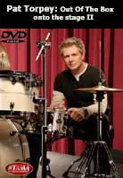 Pat Torpey – Out of the Box and Onto The Stage 2
