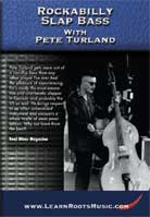 Pete Turland – Rockabilly Slap Bass