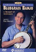 Pete Wernick – Branching Out On Bluegrass Banjo 1