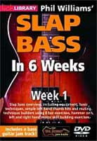 Phil Williams Slap Bass In 6 Weeks