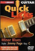 Quick Licks – Minor Blues Style Jimmy Page