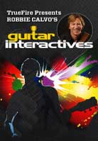 Robbie Calvo – Guitar Interactives