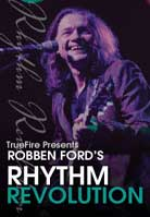 Robben Ford – Rhythm Revolution