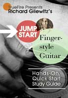 Richard Gilewitz – Jump Start Fingerstyle Guitar