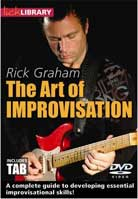 Rick Graham – The Art of Improvisation