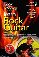 John McCarthy – Learn Rock Guitar: Intermediate Program