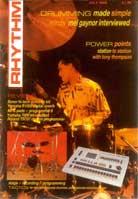 Rhythm magazine July 1985