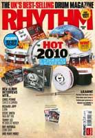 Rhythm magazine February 2010