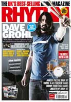 Rhythm magazine March 2010