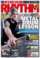 Rhythm magazine May 2010