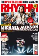 Rhythm magazine July 2010