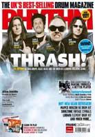 Rhythm magazine August 2010