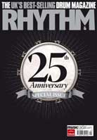 Rhythm magazine September 2010