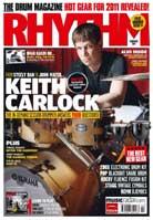 Rhythm magazine February 2011