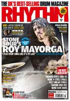 Rhythm magazine March 2011