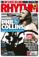 Rhythm magazine April 2011