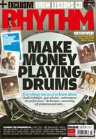 Rhythm magazine May 2011