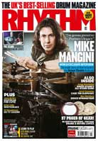 Rhythm magazine July 2011