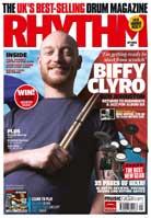 Rhythm magazine September 2011