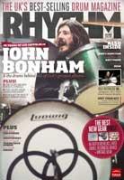 Rhythm magazine November 2011