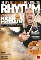 Rhythm magazine December 2011