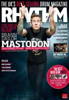 Rhythm magazine January 2012