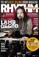 Rhythm magazine February 2012
