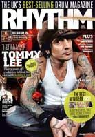 Rhythm magazine March 2012