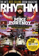 Rhythm magazine April 2012