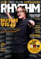 Rhythm magazine June 2012