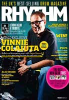 Rhythm magazine July 2012