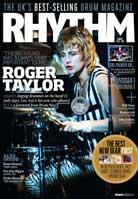 Rhythm magazine August 2012