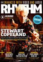 Rhythm magazine September 2012